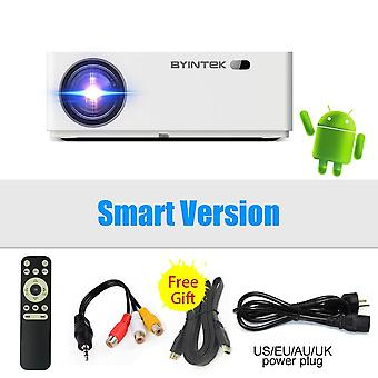 K20 Full Hd 4k 3d Android Wifi Led Video Home Theater Projector Beamer For Smartphone
