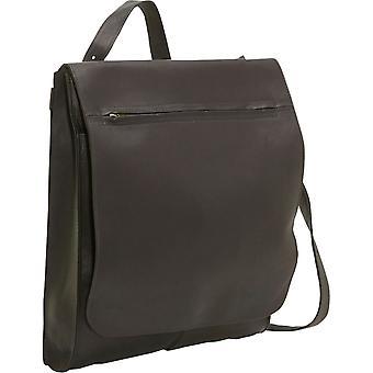 Vertical Brief/Back Pack - Bp-50-Cafe