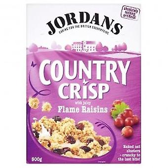 Jordans - Country Crisp - Flame Raisin