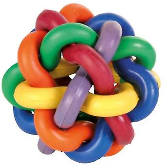 Trixie Multicolor Ball Knot (Dogs , Toys & Sport , Balls)