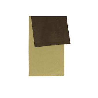 Krawatten Planet Brown/Beige Reversible Fleece Schal