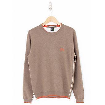BOSS Athleisure Riston Knit - Medium Brown
