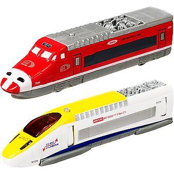 Teamsterz Die-cast Hi Speed Train
