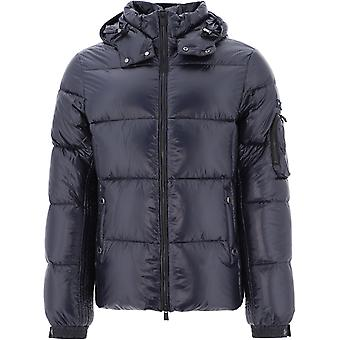 Tatras Mtat20a4562d40 Men's Blue Nylon Down Jacket