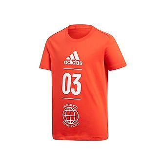 Adidas JR Sport ID DV1705 universal summer boy t-shirt