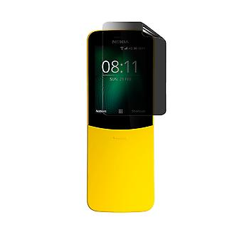 Celicious Privacy Plus 4-Way Anti-Spy Filter Screen Protector Film Compatible with Nokia 8110 4G