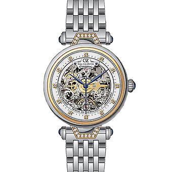 Carl von Zeyten Women's Watch Wristwatch Automatic Simonswald CVZ0070RWHM