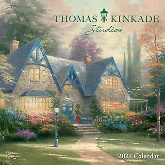 Thomas Kinkade Studios 2021 Mini Wall Calendar by Thomas Kinkade