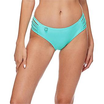 Body Käsine Naiset&s Smoothies Nuevo Contempo Solid Full Coverage Bikini Bottom ...