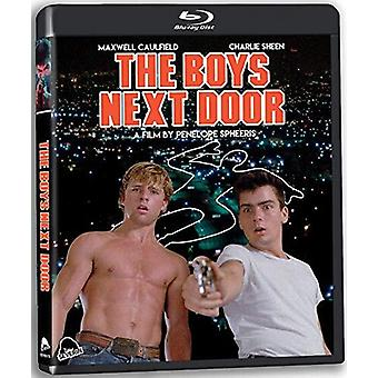 Boys Next Door [Blu-ray] USA import