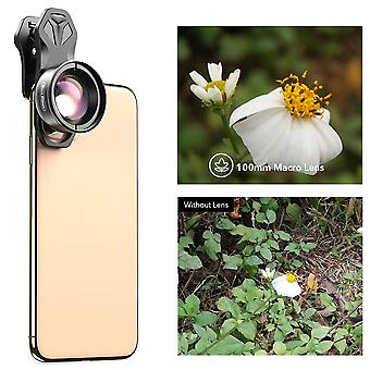Super Macro Phone Camera Lens Hd Optic 10x