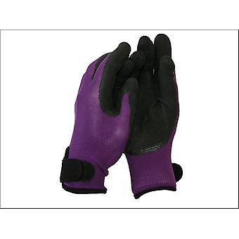 Town & Country Weed Master Plus Gloves Purple Medium TGL273M