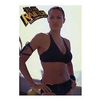Lara Croft Tomb Raider Cradle of Life Movie plakat (11 x 17)