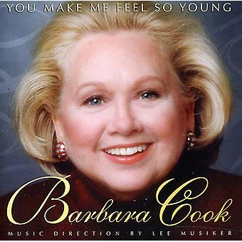 Barbara Cook - You Make Me Feel So Young: Live at Feins [CD] USA import