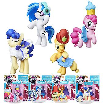 4-Pack My Little Pony Friendship Is Magic Collectors/Game Figures 7cm