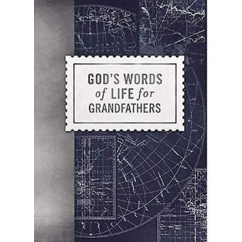 God's Words of Life for Grandfathers (God's Words of Life)
