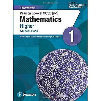 Pearson Edexcel GCSE (9-1) Mathematik Höheres Studentenbuch 1: Zweite Auflage (GCSE (9-1) Mathe Zweite Auflage)