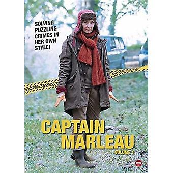 Captain Marleau: Volume 1 [DVD] USA import