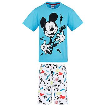 Disney mickey kids pyjama short set mic9300pyj