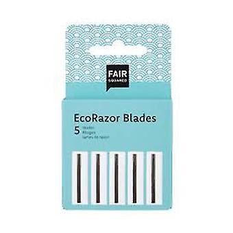 EcoRazor shaver refills 5 units