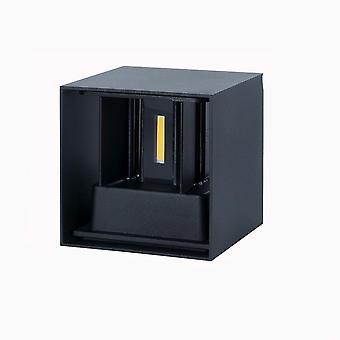 Zewnętrzna wodoodporna lampa ścienna Ip65 -dekoracja Czujnik ruchu Światło nocne