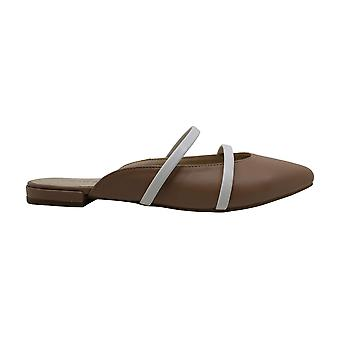 Chinese Laundry Womens Z-Graceland Leather Pointed Toe Mules
