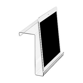 Acrylic Universal Treadmill Magazine Rack, Ereader Book Holder Rack