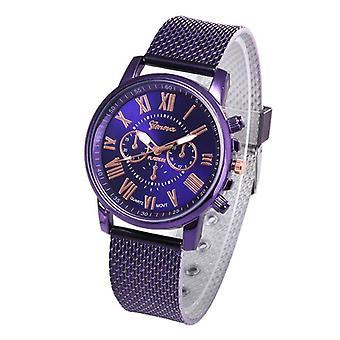 Orologio moda donna, orologi braccialetto di lusso retrò