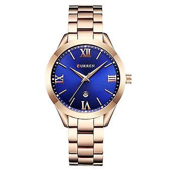 Gold Watch Women-steel Bracelet Watches Female Clock Relogio Feminino Montre