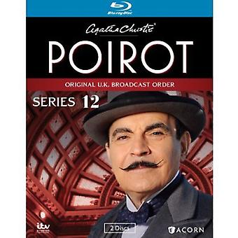 Agatha Christie's Poirot: Series 12 [Blu-ray] USA import