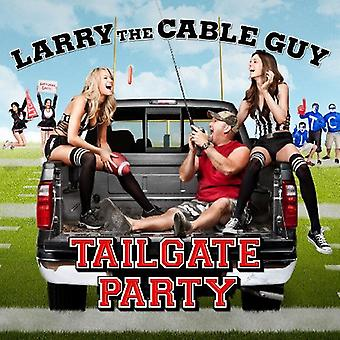 Larry Cable Guy - bagklap part [CD] USA import