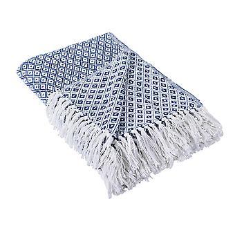 Dii nautische blaue Mini Diamant werfen Decke