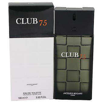 Jacques Bogart Club 75 by Jacques Bogart Eau De Toilette Spray 3.33 oz / 98 ml (Men)
