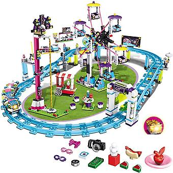 Amusement Park, Roller Coaster Model-building Block