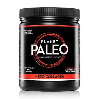 Planet Paleo Keto Collagen Powder 440g (PP0022)