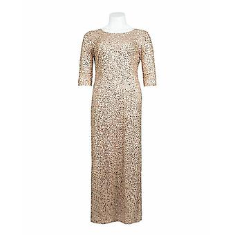 Sequin Mermaid Evening Gown Dress