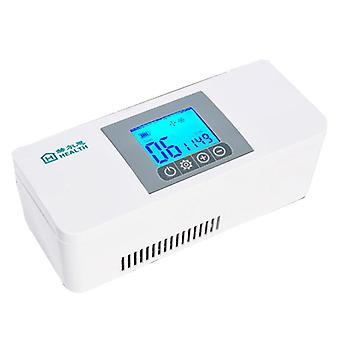 Tragbare Auto Kühlbox, Kühlung Insulin Box, Upgrade-Version verwenden