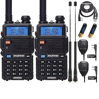 Real Baofeng Walkie Talkie Radio