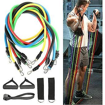 Weerstandsbanden, Workout Exercise, Yoga Set, Fitness Training Tubes