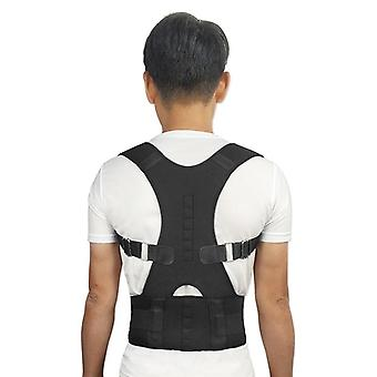 調節可能な磁気姿勢の訂正者コルセットの背部/ベルトの腰掛けのサポート