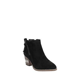 Aqua College | Nancy Suede Ankle Booties