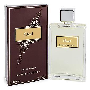 Reminiscence Oud Eau De Parfum Spray (Unisex) By Reminiscence 3.4 oz Eau De Parfum Spray