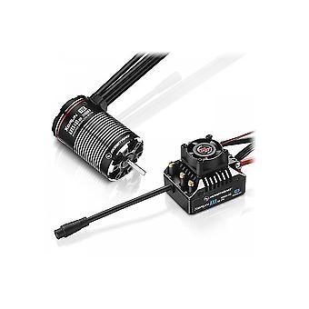 Hobbywing Xerun Axe 540L 2800KV R2 Foc Sensored Brushless Combo