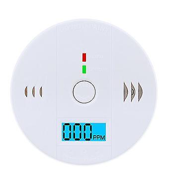 Lcd Co Carbon Monoxide Poisoning Sensor Monitor Alarm Detector