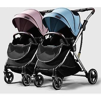 High Landscape Twins Stroller