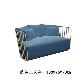 Pieni sohva web-julkkis yksinkertainen moderni