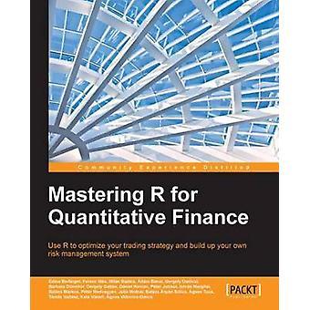 Mastering R for Quantitative Finance by Edina Berlinger - 97817835520