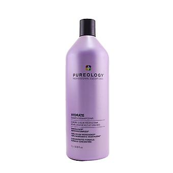 Pureology Hydrate Shampoo (For Dry, Color-Treated Hair) 1000ml/33.8oz