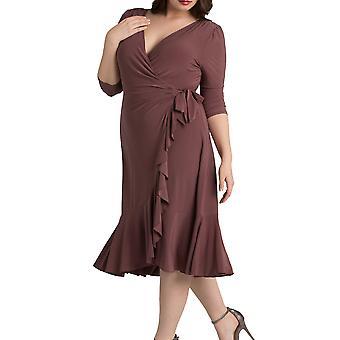 كيونا | فستان التفاف نزوة