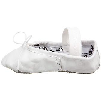 Capezio Daisy 205 Ballet Shoe (Toddler/Little Kid),White,13 M US Little Kid